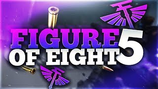 Figure Of Eight #5 By Bib & VizL! @RedScarce  @SBSway