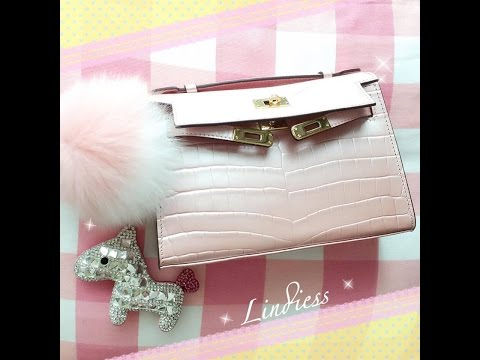 What's in my Miss Pearl Bag/ Bag Review!