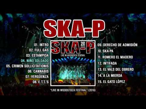 "SKA-P ""Live In Woodstock Festival"" (Álbum completo)"