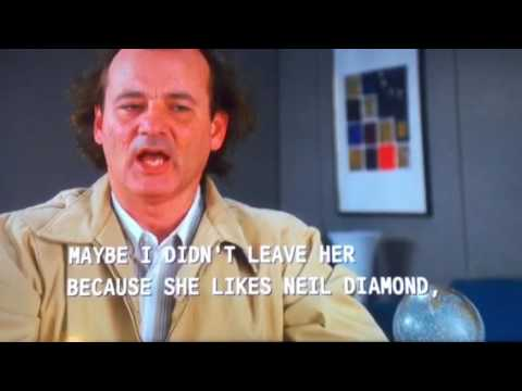 What About Bob Quotes What about Bob Ex likes Neil Diamond   YouTube What About Bob Quotes