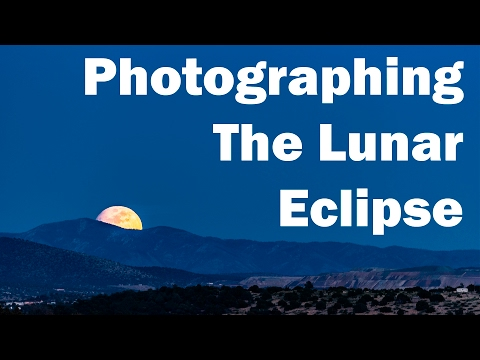 Adventures In Photography Ep 02: Photographing The Lunar Eclipse!