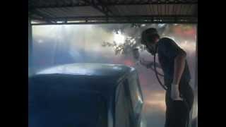 Покраска Нивы в домашних условиях(Покраска Ваз 2121 нива в домашних условиях., 2012-06-13T23:00:49.000Z)