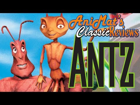 Antz - AniMat's Classic Reviews