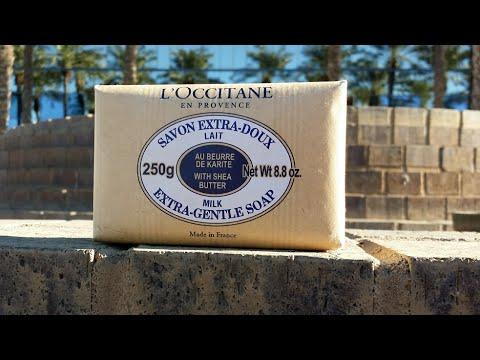 L'Occitane En Provence Milk Soap Review