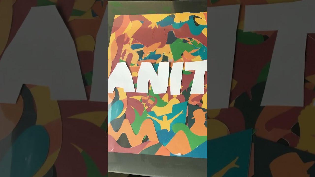 Making of the artwork #Anita #Shorts
