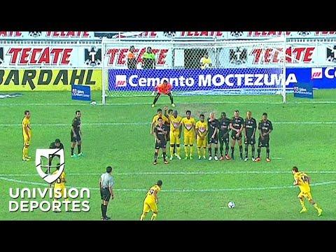 Los mejores 10 goles de la historia entre América y Veracruz