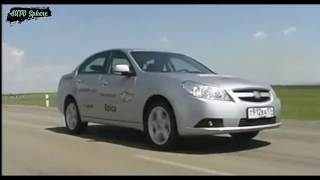 Chevrolet Epica: плюсы и минусы выбора автомобиля.