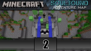 Minecraft - Soulbound - Кихавица.. :D - Епизод #2 (Adventure Map)