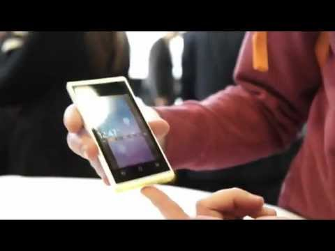ViewSonic ViewPhone 4e and 4s Hands-On