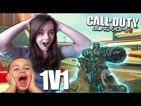RED EMZ ACCEPTS 1v1 VERSUS A FAN FOR A FRIEND REQUEST! (BO2)