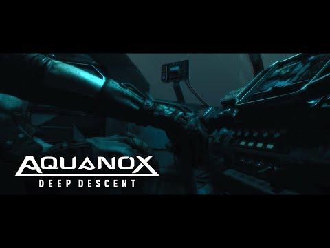 Aquanox Deep Descent - Release Trailer