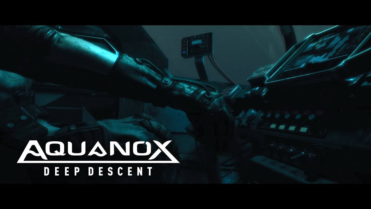 Aquanox Deep Descent - Release Trailer