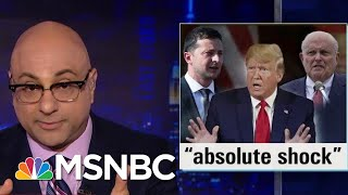 Impeachment Pressure Escalates As Dems Demand Of Whistleblower Complaint | The Last Word | MSNBC