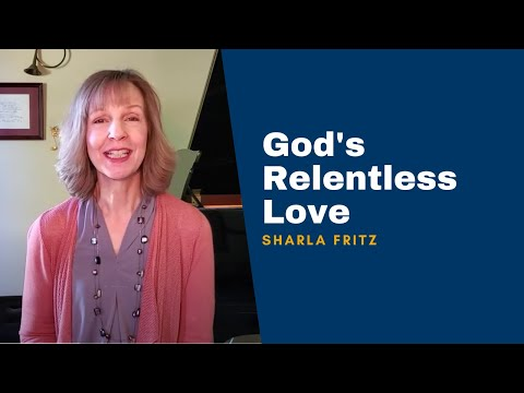 Sharla Fritz on God's Relentless Love | Women's Bible Study on Hosea