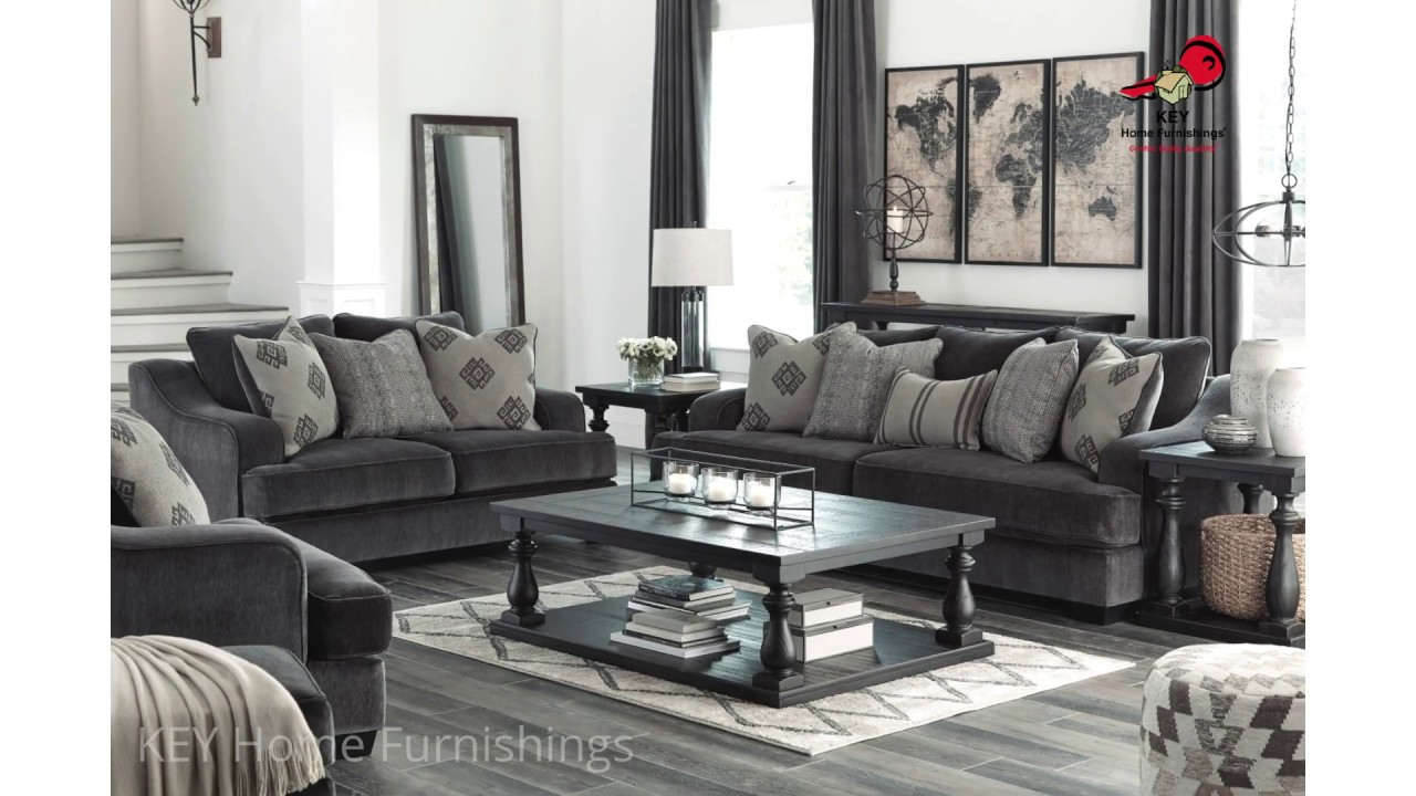 Ashley Corvara 96502 Collection Living Room Furniture Key Home