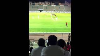 هدف الاهلي عن طريق مارسيلو كماتشو ضد احد