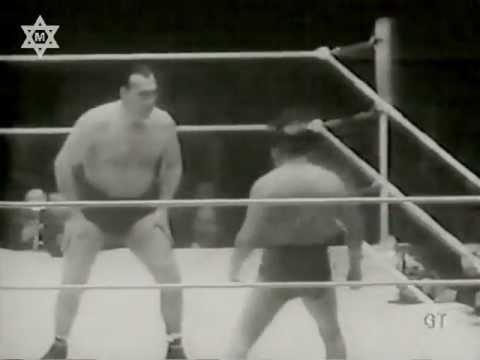 Primo Carnera vs Jim Londos (1950) -XIII-