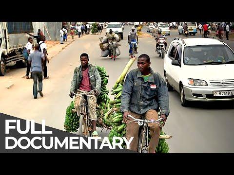World's Most Dangerous Roads   Burundi - The Racing Cyclists   Free Documentary