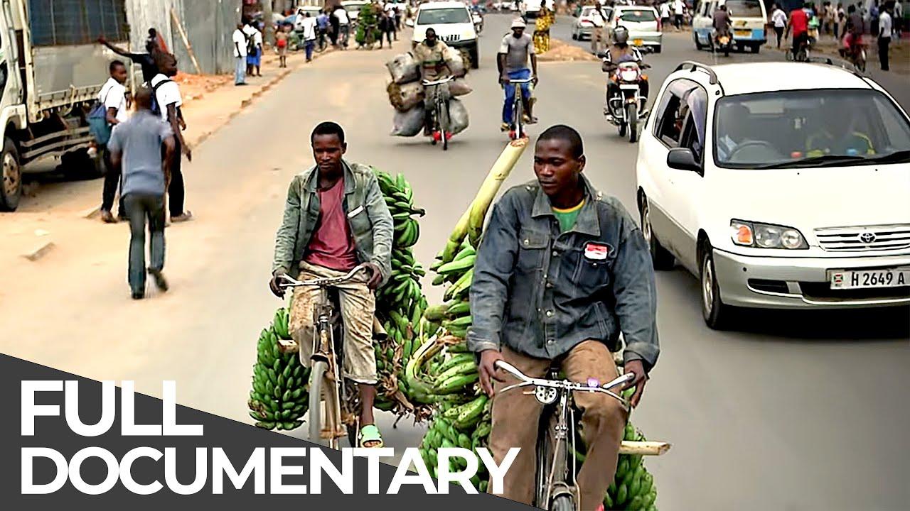 World's Most Dangerous Roads | Burundi - The Racing Cyclists | Free Documentary