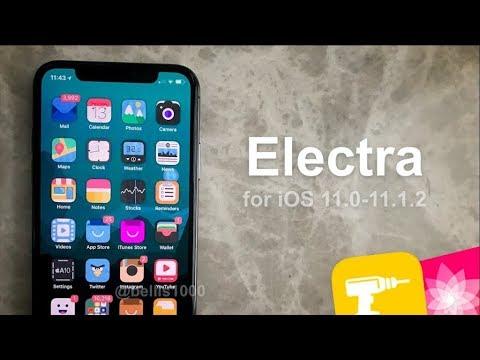 Semi Jailbreak iOS 11 0 - 11 1 2 With Electra 11 2 Beta IPA Install with  Cydia Impactor 0 9 43