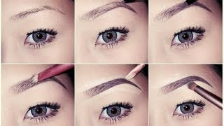 Perfect Eyebrow Tutorial