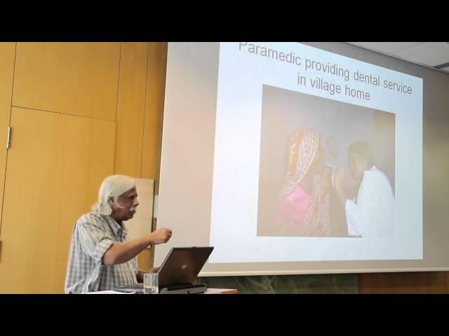 Dr. Zafrullah Chowdhury: