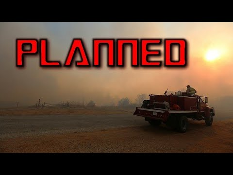 Kansas Hit By Fires Just As Jw tv Predicted!!