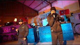 Harry Shotta, Shabba D, Run Tingz, Born On Road ++ | TANK SESSIONS ⚔️ | RTZ Live 65
