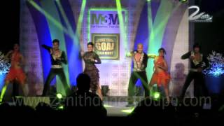 Salsa Dance Performance Zenith Dance Company Delhi Mumbai India