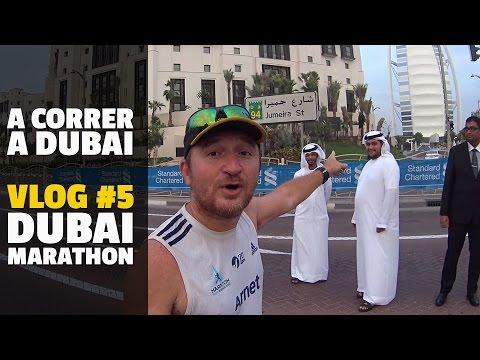 DUBAI MARATHON 2017 (Dubai Vlog #5)