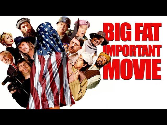 Big Fat Important Movie (komplette Komödie auf Deutsch, ganzen Film kostenlos anschauen)
