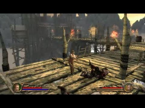 Eragon PlayStation 2 Video - Watch Out
