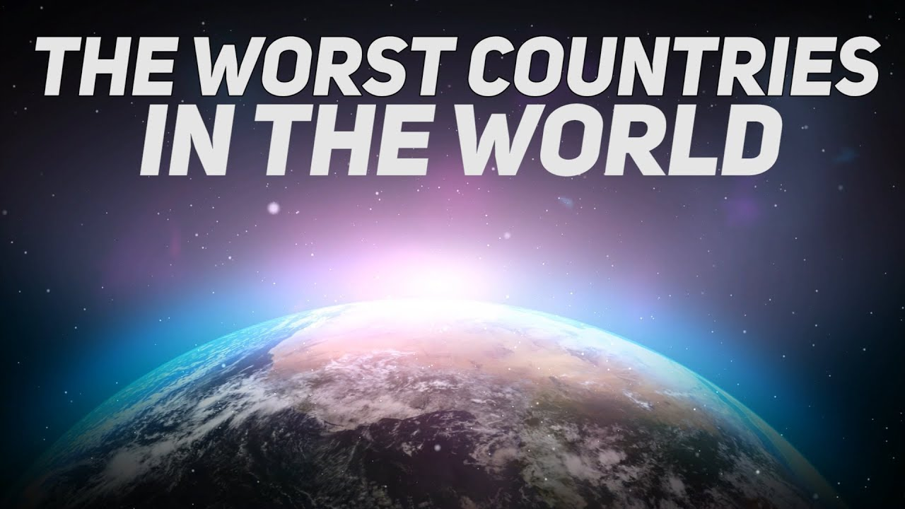 The WORST PLACES To Live On Earth