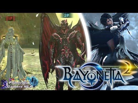 Bayonetta 2 Online - Drayzher & Zac [#2 Evento Primordia Gamers NLA]