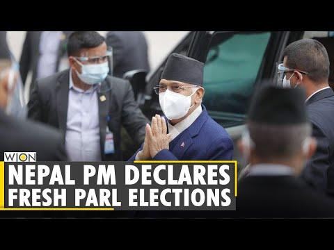 Nepal Political Crisis: Nepal PM declares fresh general election