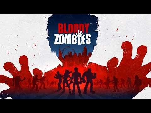 Bloody Zombies (VR) - Announcement Trailer