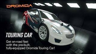 Dromida 1/18 Touring Car Brushless 4WD RTR Video