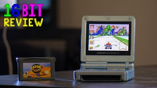 Crash Nitro Kart GBA - Highlight - 16 Bit Game Review