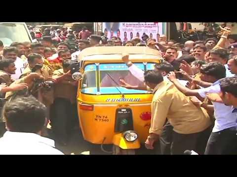 Namakku Naame Day 2: Thalapathy MK Stalin interacts with people in Kanyakumari