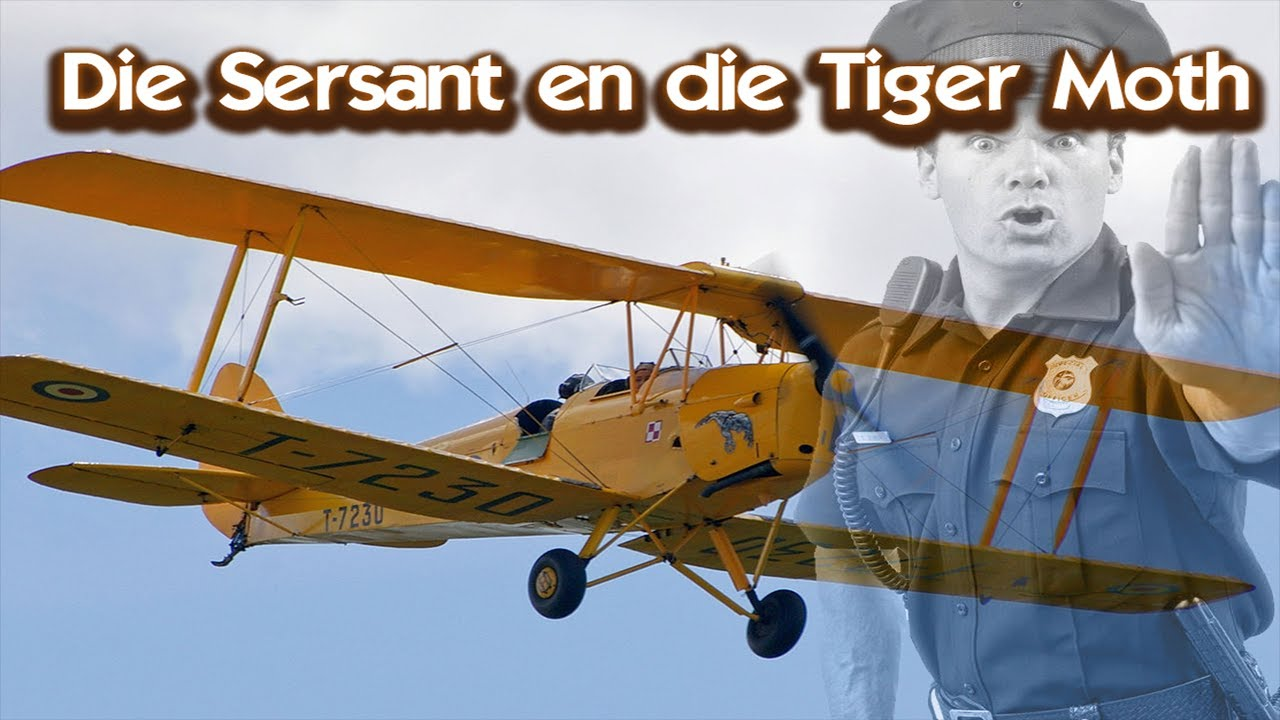 Download Die Sersant En Die Tiger Moth