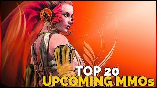 20 UPCOMING PC MMO GAMES in Development 2020 & 2021 👑 Open World, Sandbox, MMORPG!