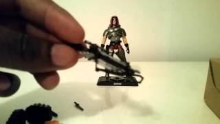 G.I.Joe 50th Anniversary Zartan Review