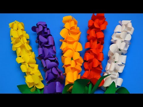 How to Make Beautiful Flower with Paper - Easy Paper Flowers Step by Step
