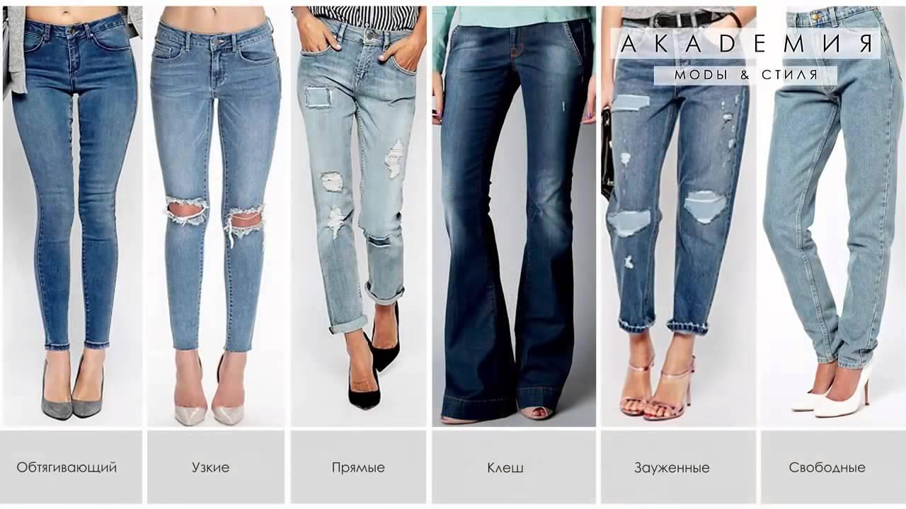 Модные Мужские Джинсы - 2018 / Fashionable men's jeans - YouTube