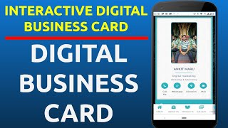 Similar Apps to Virtual Business Cards : Design Digital Cards Suggestions