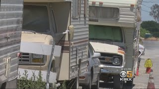 E. Palo Alto Plan Would Give People Living In Cars, RV