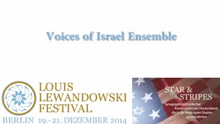 Ata Echad | Shabbat Songs | Concert at the  Louis Lewandowski Festival Berlin