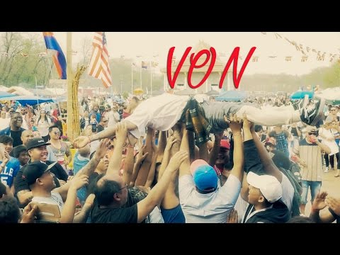 "VON ""Thep Thida Tanh Kondal"" (Yodel Song) Prod by AZI"