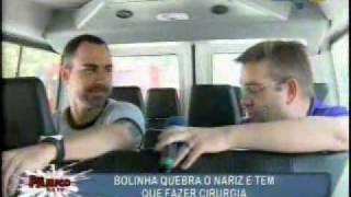 Pânico Na TV 18/04/2010  - A Vingança do Bola para Bolinha Parte 1/2