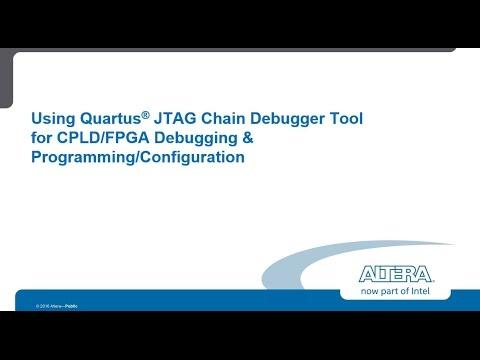 JTAG Chain Debugger Tool